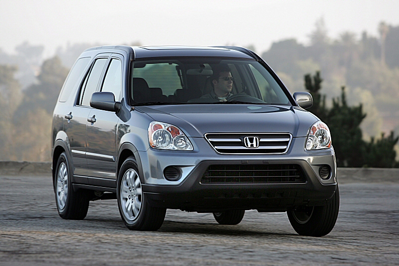 Honda Crv. COM: 2005 Honda CR-V Review