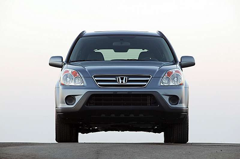 2005 Honda Crv Se. Images Honda CR-V SE