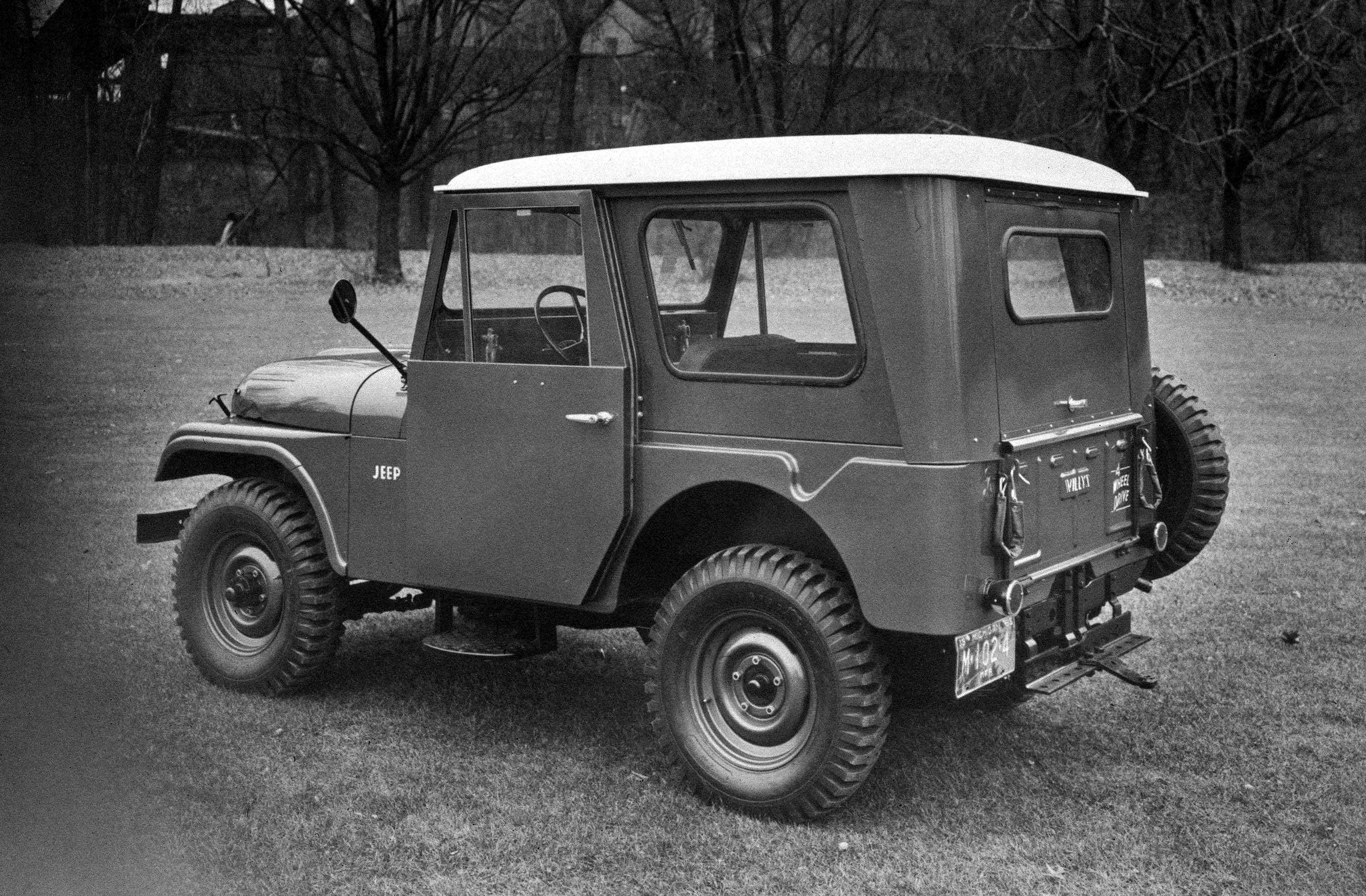 acme jeep cj5 hardtop