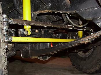 How To: Convert a Front Axle