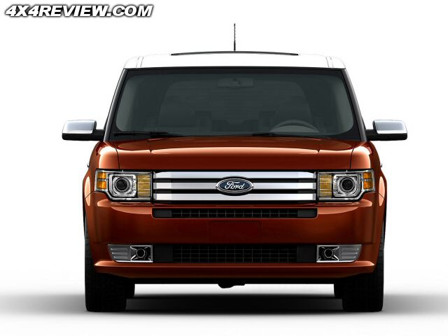 Ford Flex Interior Pictures. First Look - 2009 Ford Flex,