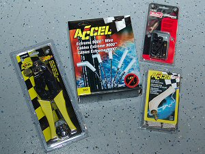 Accel Spark plugs wires