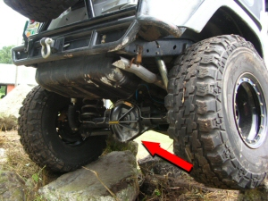 Dynatrac Trail Series Dana 60 Axle