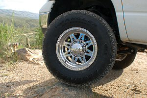 Allied Raceline Renegade Wheels