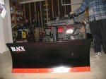 Blackline ATV Plow