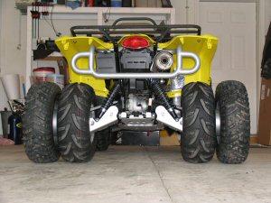 Clic Dual Wheels