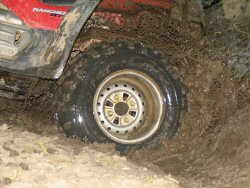 Dunlop Quadmax ATV Tire