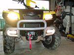 Warn ATV Lights