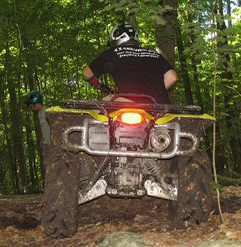 Suzuki King Quad Bumper