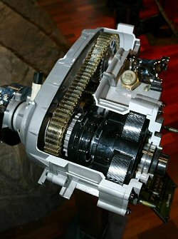 Jeep Rock-Trac Transfer Case