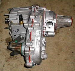 NV242 Transfer Case