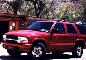 1999 Chevrolet TrailBlazer