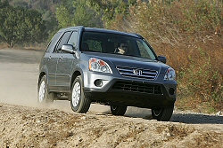 2005 Honda CR-V Review