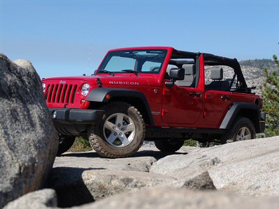 "In the case of the all-new 2007 Jeep Wrangler however, ""all-new"" is a shoe"