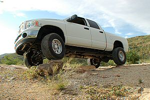 SuperLift Lift Kit for Dodge Ram 2500