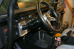 Project Buckshot Interior Updrades
