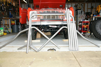 Toms Bronco Parts Family Roll Cage for Early Broncos