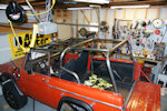 Toms Bronco Parts Family Rollcage for Early Broncos