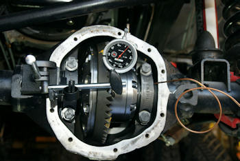 Dana 44 rebuild with air locker from Yukon Gear and Axle