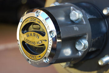 Warn Premium Locking Hubs