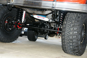 Skyjacker 5 inch Suspension System for Early Ford Broncos