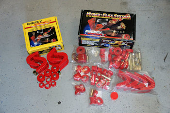 Energy Suspension Poly kit for Bronco