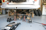 four link kit for FJ40s or Jeeps