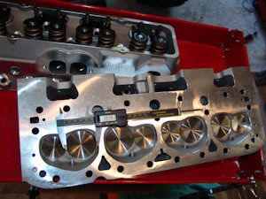 Chevy small block 383 stroker