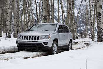 2011 Jeep Compass Off Road