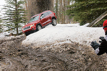 2011 Jeep Grand Cherokee Off Road