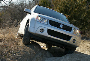 2009 suzuki grand vitara off road