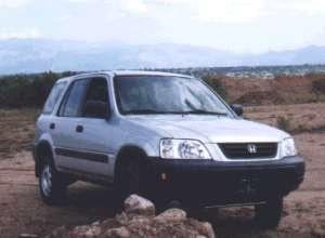 Crv Off Road >> 1998 Honda Lx Crv 4x4 4x4review Off Road Magazine