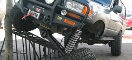 Toyota FJ80 Land Cruiser – 3 Link Front Suspension w/ Panhard