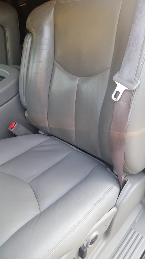 GMC Yukon Leather