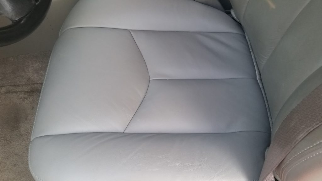 GMC Yukon Front Leather