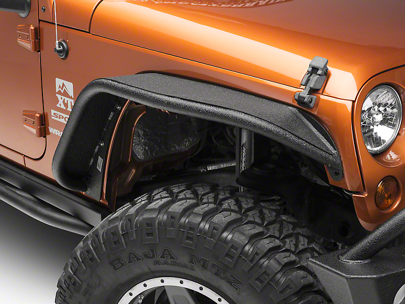 Aries Tube Fender Jeep Wrangler JK