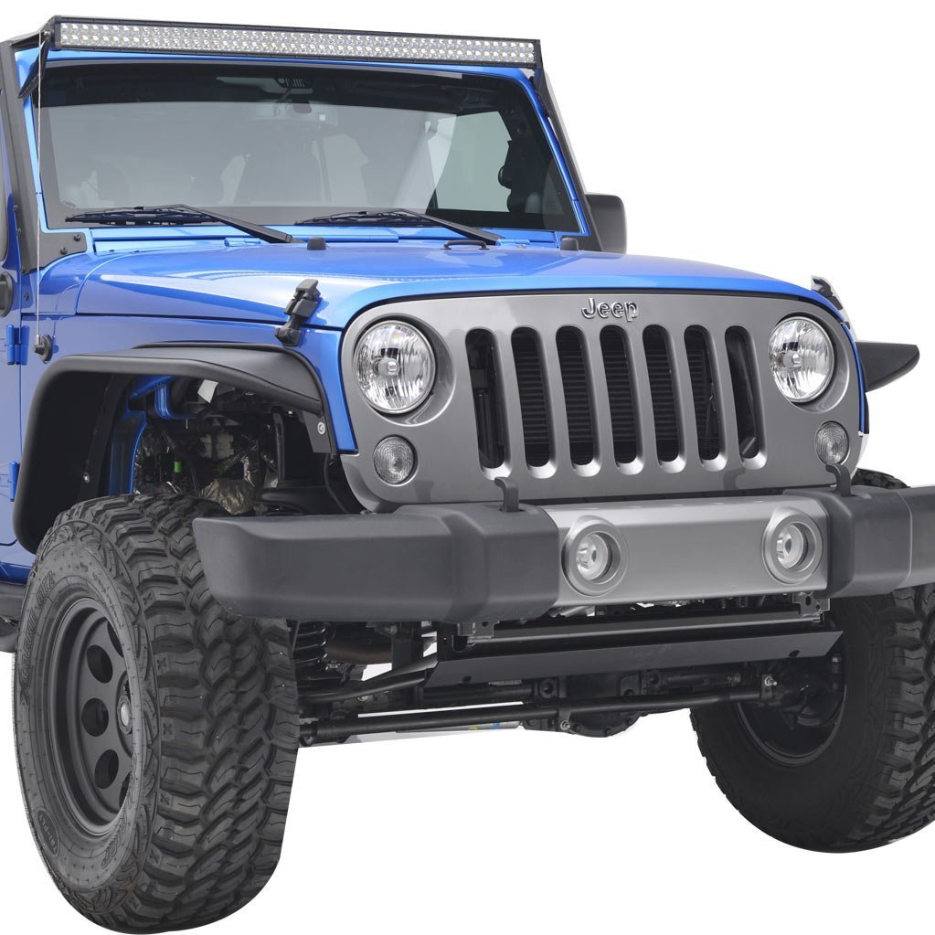 tube fender buying guide for jeep wrangler jk - 4x4review off road
