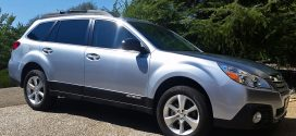 Subaru Outback 2.5i (1 of 4)
